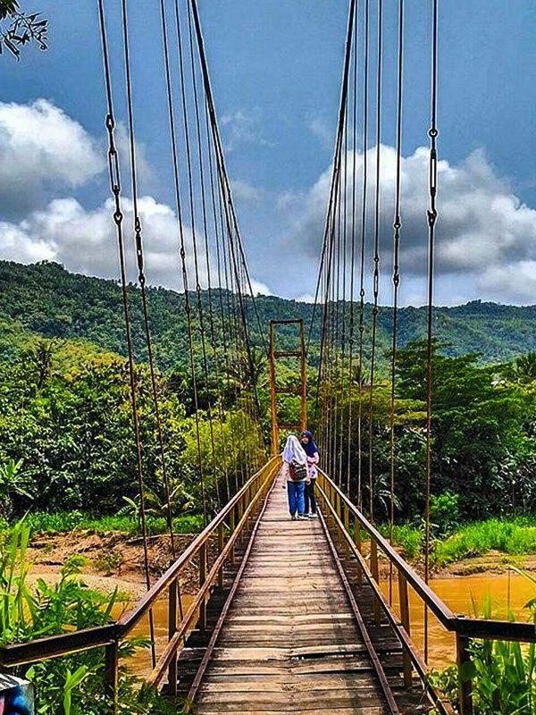 Jembatan Soka Pundong Bantul