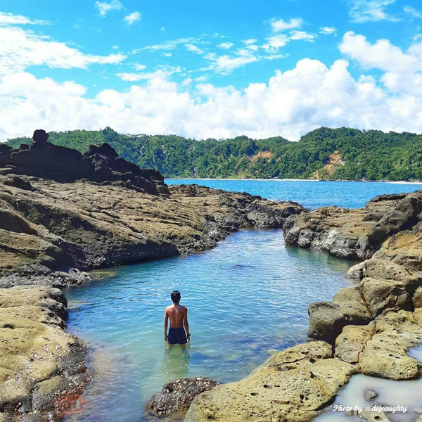 Pantai Wediombo Wisata Alam Jogja Zaman Now Niagatour