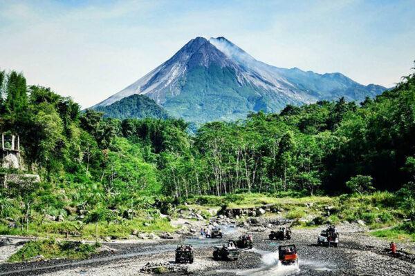 Wisata Lava Tour Merapi