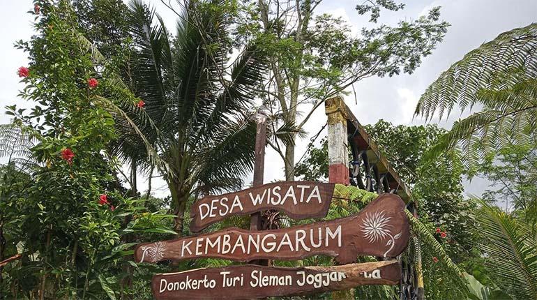 Desa Wisata Kembang Arum, Sajian Wisata Edukasi Dan Wisata Alam di Sleman